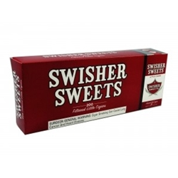 Swisher Sweet Filtered Cigars