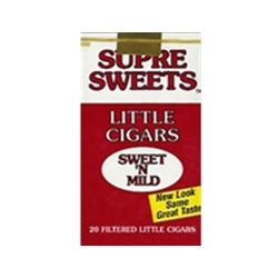 Supre Sweet Filtered Cigars