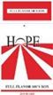 Hope Filtered Cigars