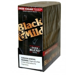 Black and Mild Dark Blend