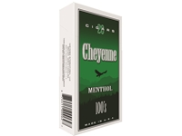 Cheyenne Menthol Filtered Cigars