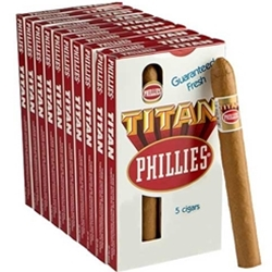 Phillies Titan 10x5 (50 cigars)
