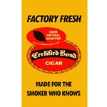 Certified Bond Cigars