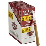 Swisher Sweet Cigarillos w/ Tip