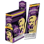 Zig Zag Purple Thunder Flavored Wraps