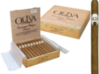 Oliva Connecticut Wrapper Reserve Cigars