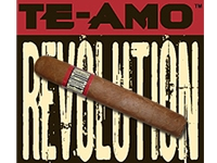 Te-Amo Revolution Robusto Cigars