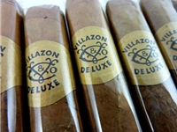 Villazon Deluxe Chairman Natural Cigars