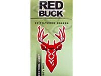 Red Buck Menthol Light Filtered Cigars
