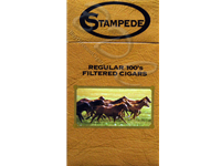 Stampede Full Flavor Filtered Cigars