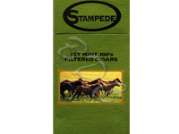 Stampede Icy Mint Filtered Cigars