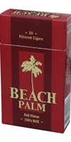 Beach Palm Filtered Cigars