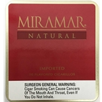 Miramar Natural Little Cigars