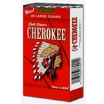 Cherokee Full Flavor Filtered Cigars