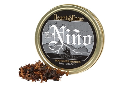 Hearth & Home Marquee El Nino pipe tobacco tin