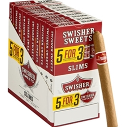 Swisher Sweet Slims Cigars