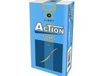 Action Light Filtered Cigars