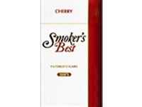 Smoker's Best Cherry Filtered Cigars