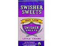 Swisher Sweet Filtered Little Cigars Grape