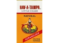 Tampa Natural Filtered Cigars