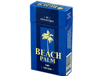 Beach Palm Light Filtered Cigars