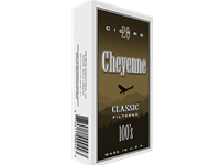 Cheyenne Light Filtered Cigars
