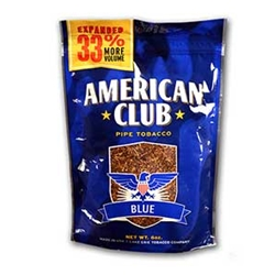 American Club Light Pipe Tobacco