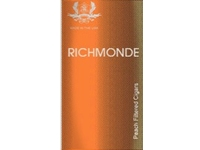 Richmonde Peach Filtered Cigars