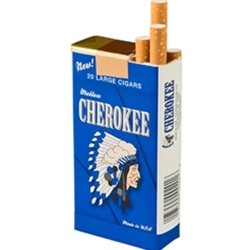 Cherokee Smooth Filtered Cigars