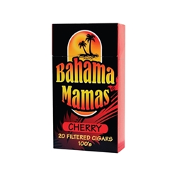 Bahama Mama  Cherry Filtered Cigars