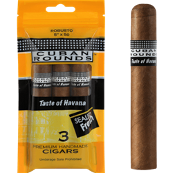 Cuban Rounds 3 pack